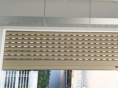 cửa cuốn siêu thoáng eurodoor gs0556
