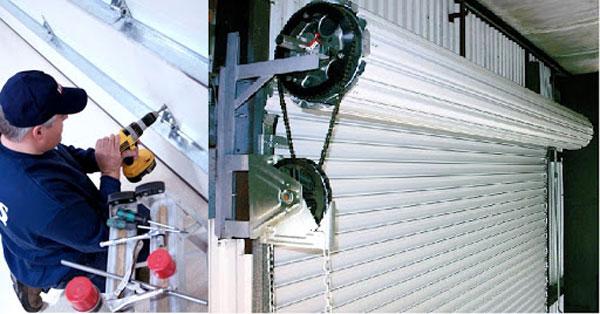 Dịch vụ sửa chữa cửa cuốn tại Hải Phòng