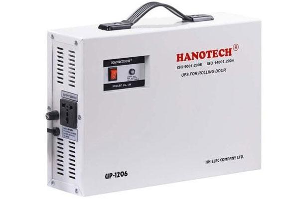Bộ lưu điện cửa cuốn Hanotech UP1206