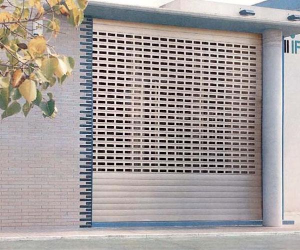Cửa cuốn nhôm Alumi sp01