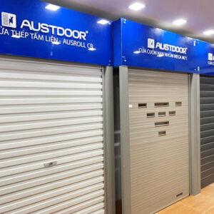 cửa cuốn austdoor hải phòng