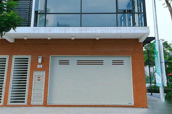hướng dẫn cách vệ sinh cửa cuốn tại nhà