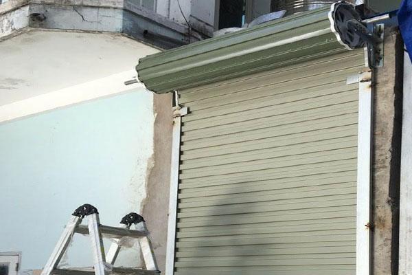 Sửa chữa cửa cuốn tại Đồ Sơn Hải Phòng