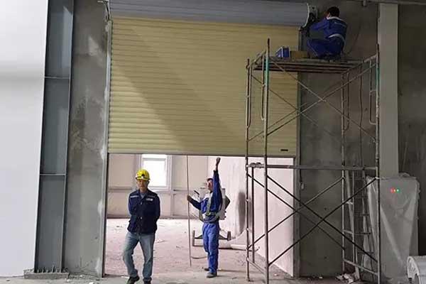 Sửa cửa cuốn tại Ngô Quyền Hải Phòng
